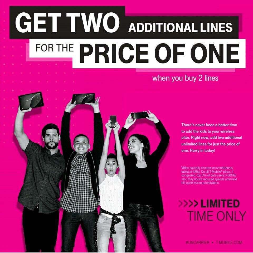 Swing into @TMobile @MillcreekMall in #eriepa for an #NCredible two for the price of one AAL offer! <br>http://pic.twitter.com/C9L0Lr1A0g
