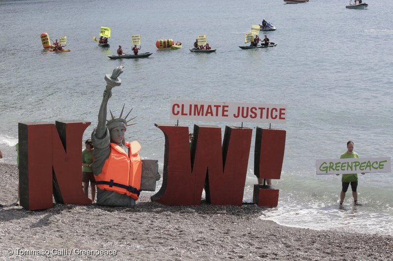 A message for world leaders meeting at the G7: We need action on clima...