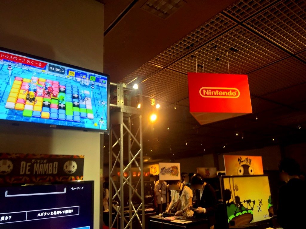 インディーゲームが集うイベント「BitSummit」に行ってきた! https://t.co/WxnJZ17AjZ https://t.co...