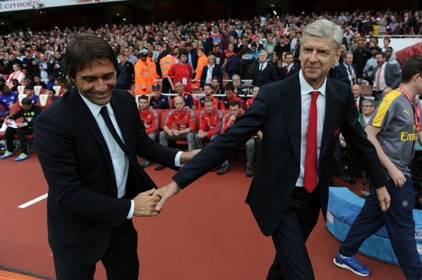 Conte on Arsène  When you stay for so long time in a great team, we must consider him one of the best managers in history. #Arsenal <br>http://pic.twitter.com/jrm9pXVUCd