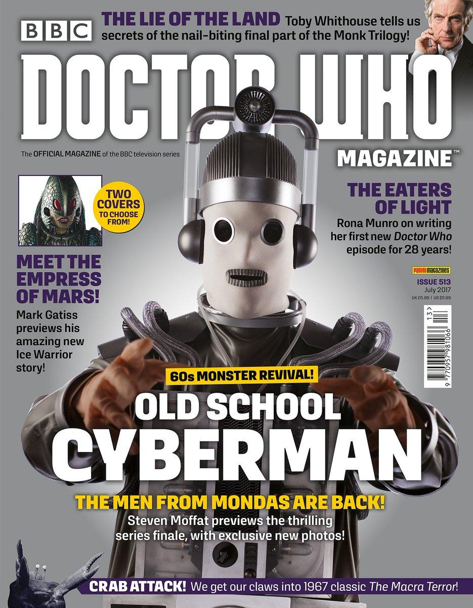 Mondasian Cyberman
