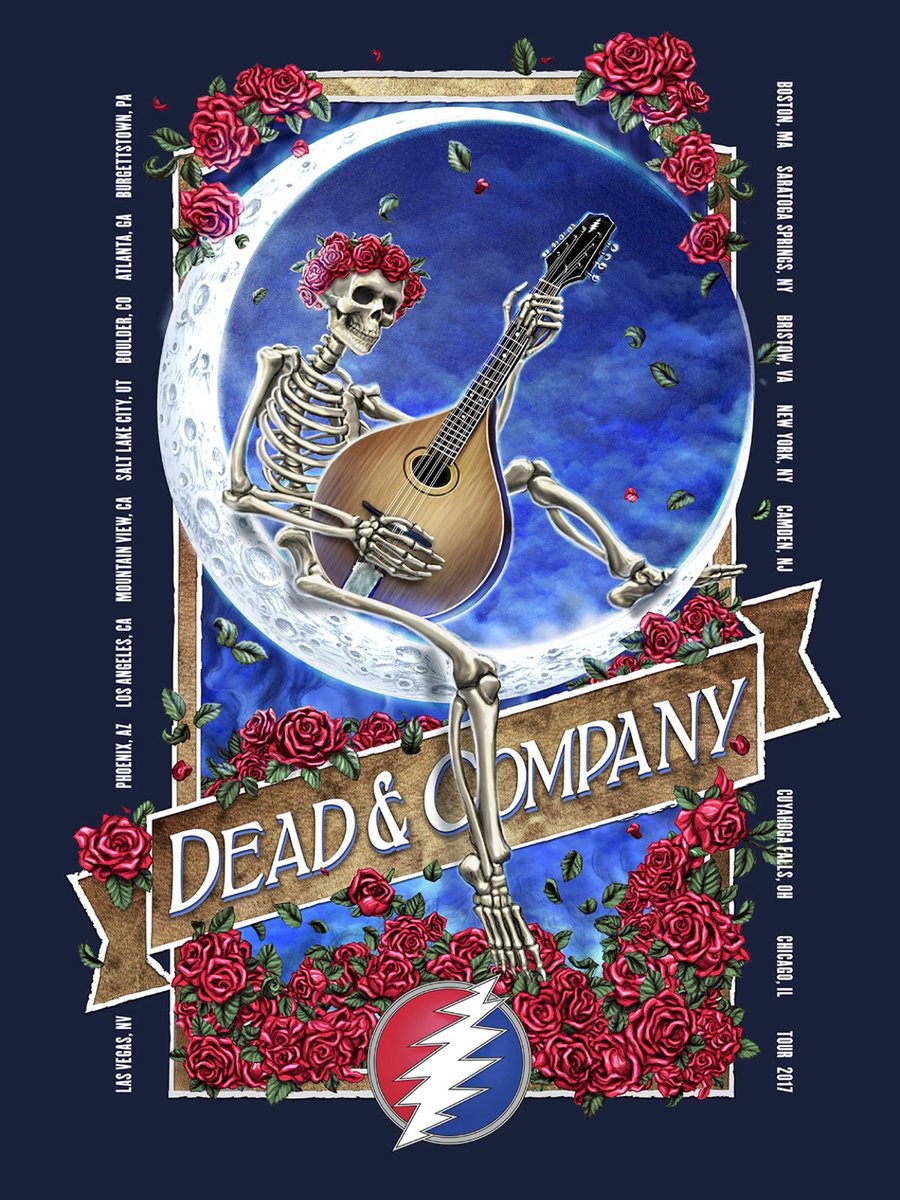 Dead And Company Tour 2017 Dates : dead company on twitter there s no feeling quite like the night before the tour soaking it ~ Hamham.info Haus und Dekorationen