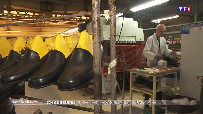 Rouen : chaussures made in France https://t.co/2nGlkmzacy