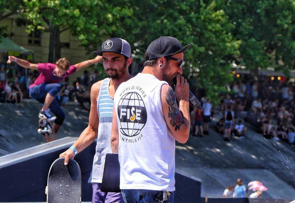 FISE2017 @fiseworld #montpellier #freestyle #bmx #famille #family #pontcharra  #instadaily #tourisme #insta #insta…  http:// bit.ly/2qXmy9k  &nbsp;  <br>http://pic.twitter.com/AOErypvzcx