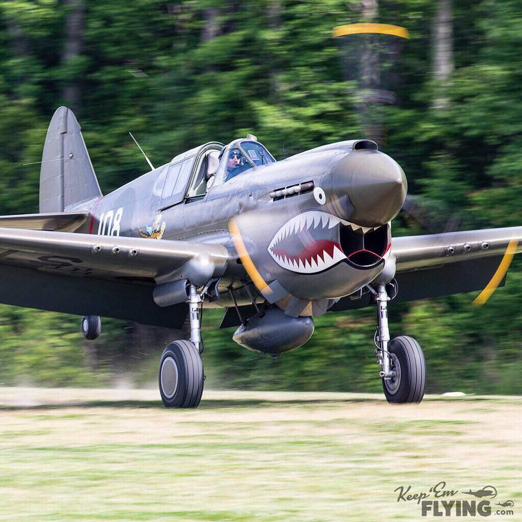 Military Aviation Museum&#39;s P-40 #p40 #p40warhawk #warhawk #avg #flyingtigers #ww2 #fighter #aircraft #airplane #pl…  http:// ift.tt/2r6HVp6  &nbsp;  <br>http://pic.twitter.com/GkxA71Hp81