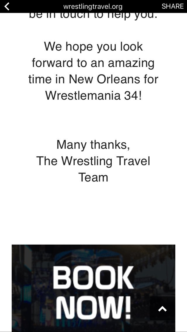 @WrestlingTravel team it&#39;s official @mckinney06kevin @seanbhoy4444 #Wrestlemania here we come <br>http://pic.twitter.com/NDnvzakWz0