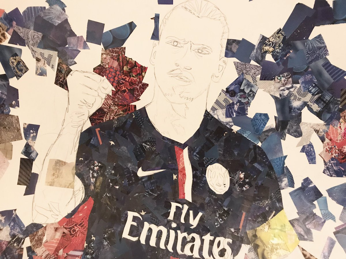 Latest #collage project: #Ibrahimovic <br>http://pic.twitter.com/yxArAaVjJ6