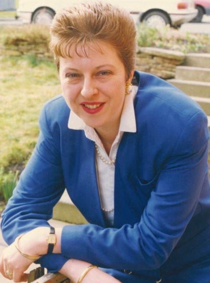 Image result for young theresa may