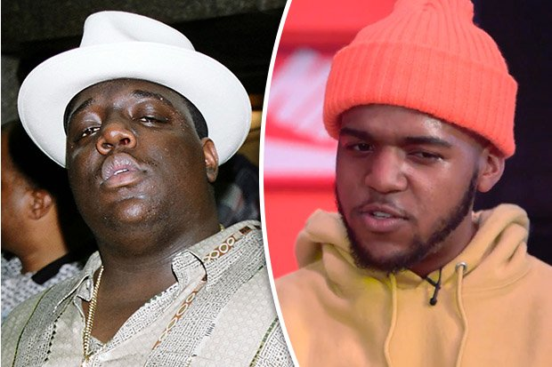 Notorious b i g 's son reveals surprising thoughts on biggie smalls