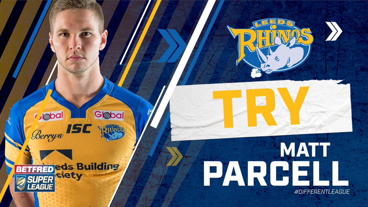 #SLLeeWar  HAT-TRICK! Burrow escapes to find Parcell who bursts throug...