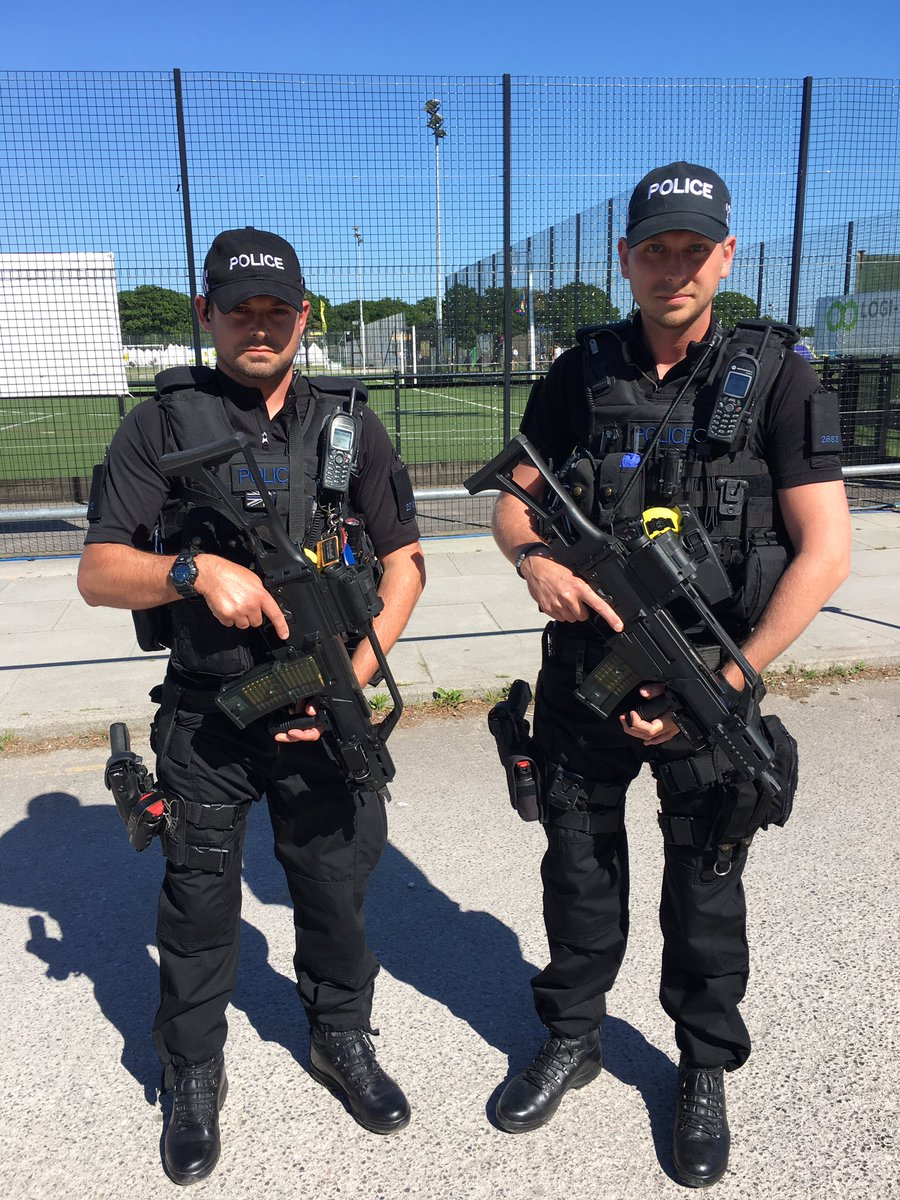 Thankyou @dorsetpolice for supporting and protecting our festival.