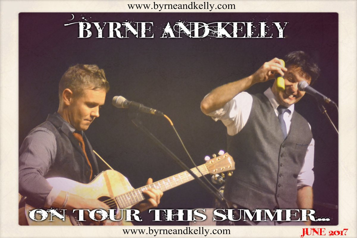 RT this post for a chance to win an Autographed 2017 Byrne and Kelly Calendar! See @byrneandkelly this Summer! #Tour  http://www. byrneandkelly.com/2017tourdates/  &nbsp;  <br>http://pic.twitter.com/1JKbdC7I5K