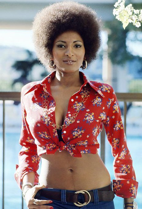 Happy birthday to the one and only Pam Grier! Love today from all of us at Daily Grindhouse.