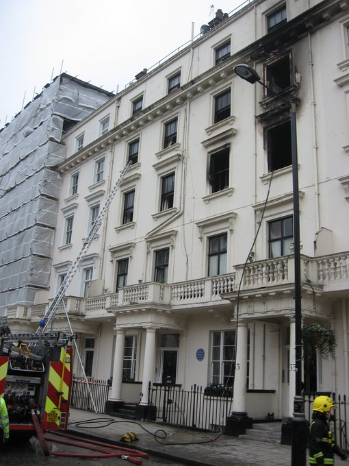 Landlords who 'buried head in sand' over fire safety failures hit with record fine after #Westminster flat blaze https://t.co/Q3zDFWQPJv