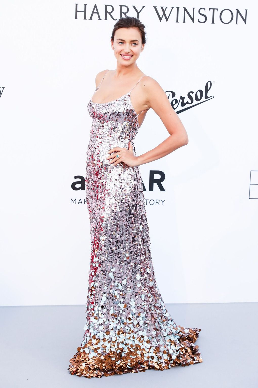 From @bellahadid to @theirishayk, catch up with the highlights from the amfAR red carpet: https://t.co/fZB1v8hu5U https://t.co/ThC7pCIkXt