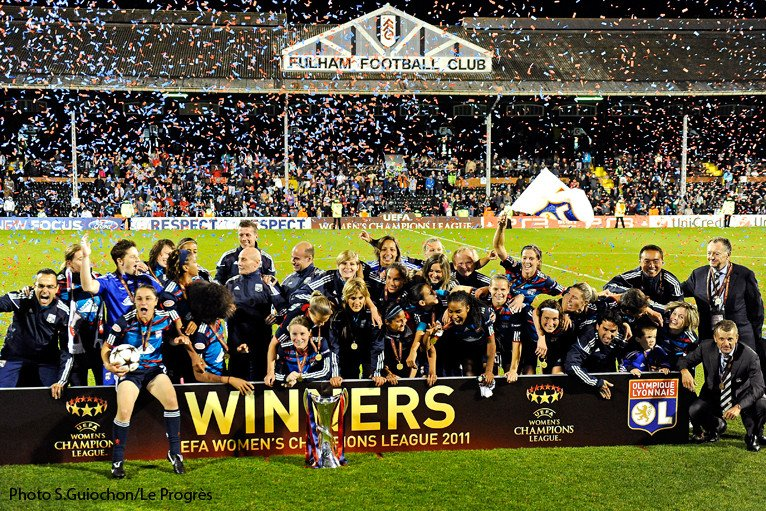 C'est une date que je n'oublierai jamais #stress #émotion #joie #folie #1an #WLFOL  #ChampionsLeague   pic.twitter.com/5qwEmFZKnK