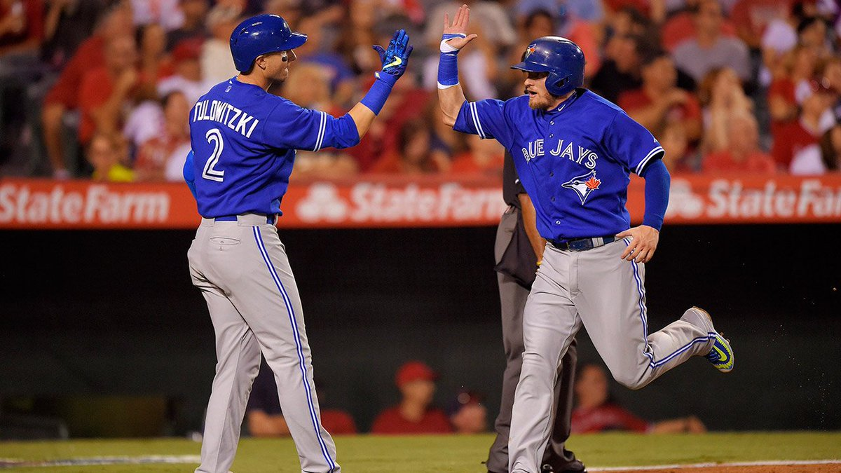 Josh Donaldson and Troy Tulowitzki will both rejoin the #BlueJays on F...