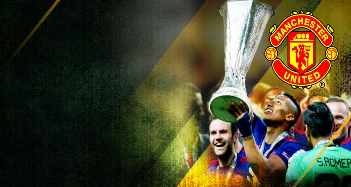 Antonio Valencia reina en Europa con el Manchester United. https://t.c...