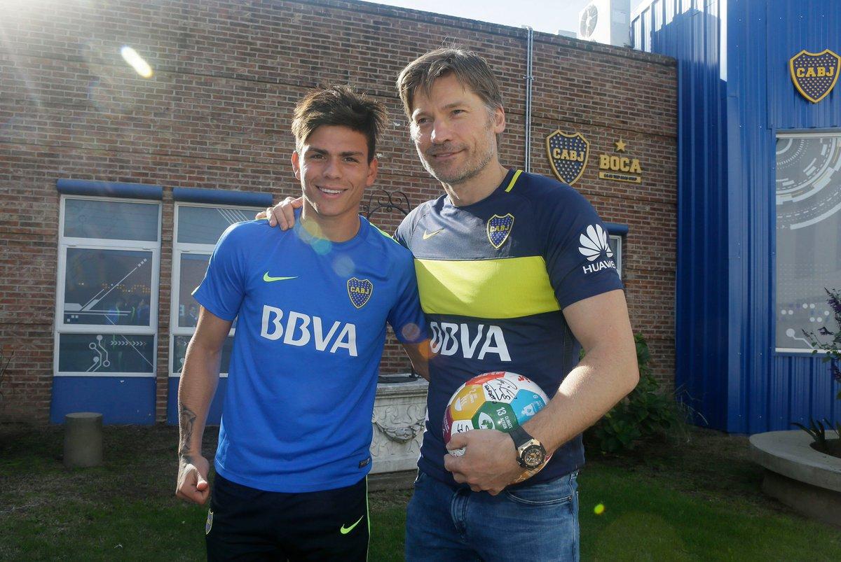 Jaime Lannister y su fanatismo por Boca