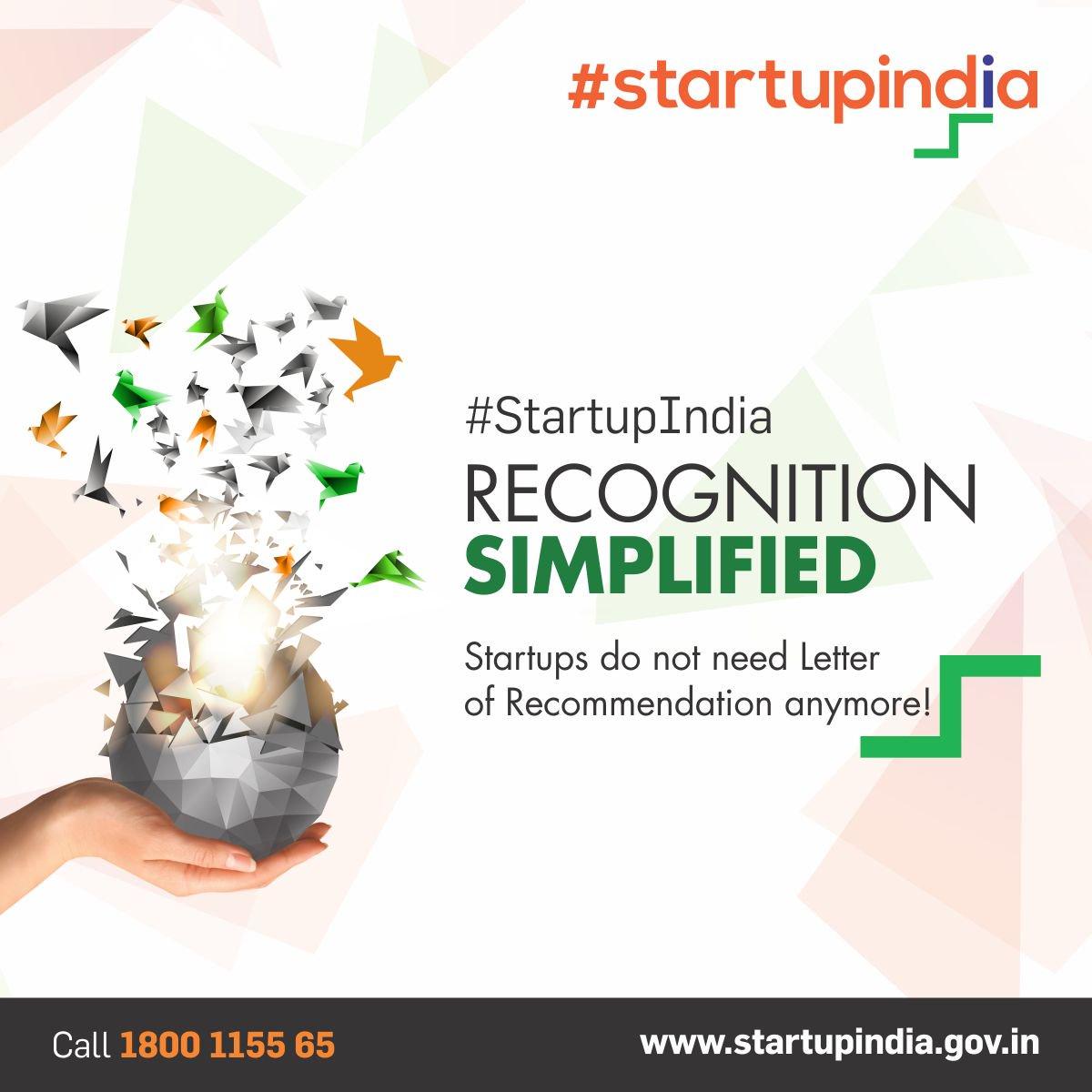 Startup India on Twitter