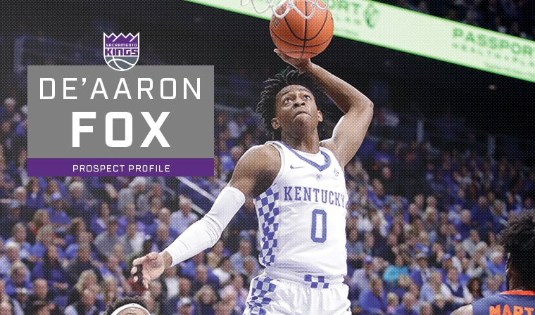 ac983a052 ... more photos 4505c 8b098 Sacramento Kings on Twitter  new style 9fd38  1fe24 DeAaron Fox ...
