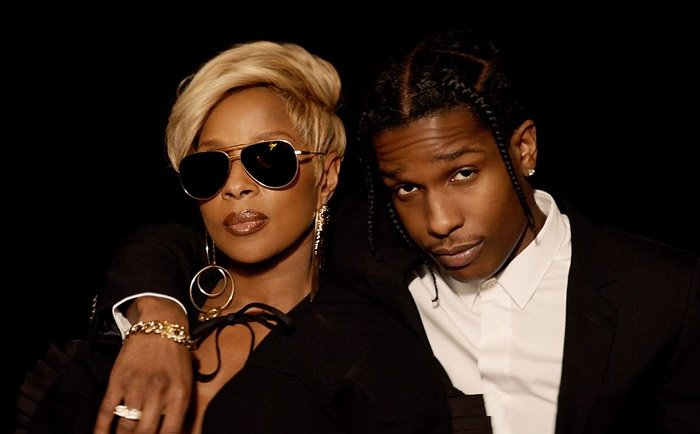 Video: Mary J. Blige feat. A$AP Rocky - 'Love Yourself' https://t.co/d0G7aSHTEd
