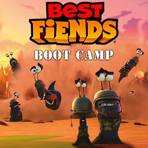 I love the @BestFiends #BootCamp animation! Watch the world premiere r...