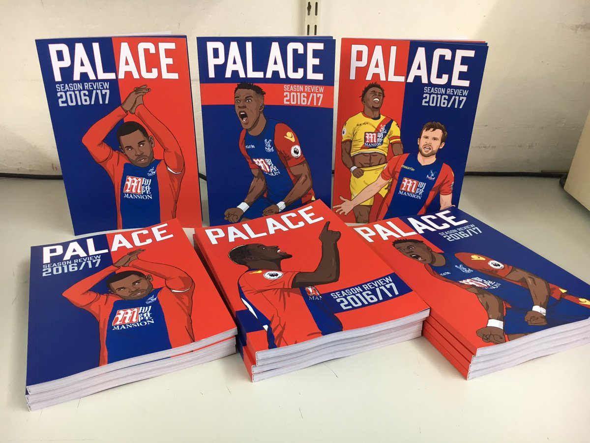Months of hard work finally complete. If you want one of these send me a DM #cpfc <br>http://pic.twitter.com/jDn5ATQxvk