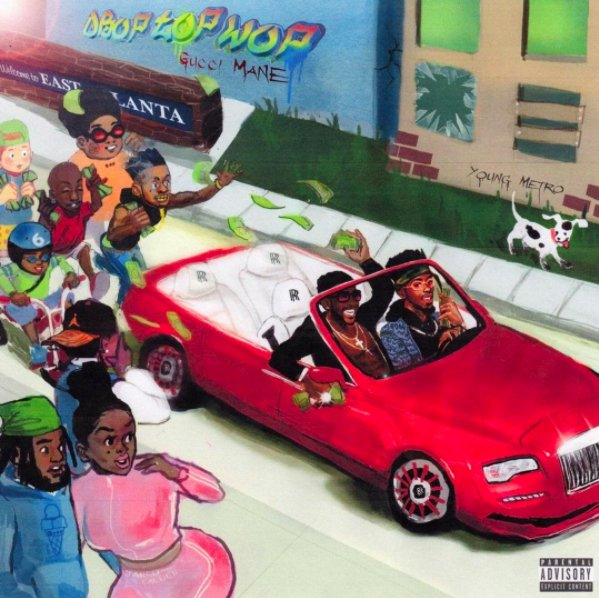 .@gucci1017 joined forces with @metroboomin on his FOURTH album since...