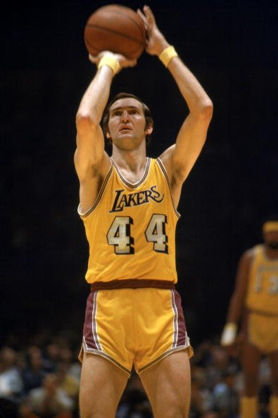 Happy Birthday Jerry West, born on this day in 1938