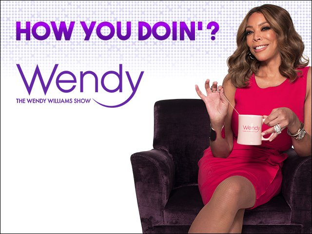 NEXT, it's a LIVE, all-new #Wendy on this #MemorialDay with a full hour of #HotTopics, plus the hottest summer must-haves!!  #WendyWilliamsWilliams