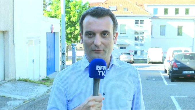 VIDEO - Pas d'enquête sur Ferrand: 'Un peu choquant et pas surprenant', d'après Philippot https://t.co/QWzvyvrjMP