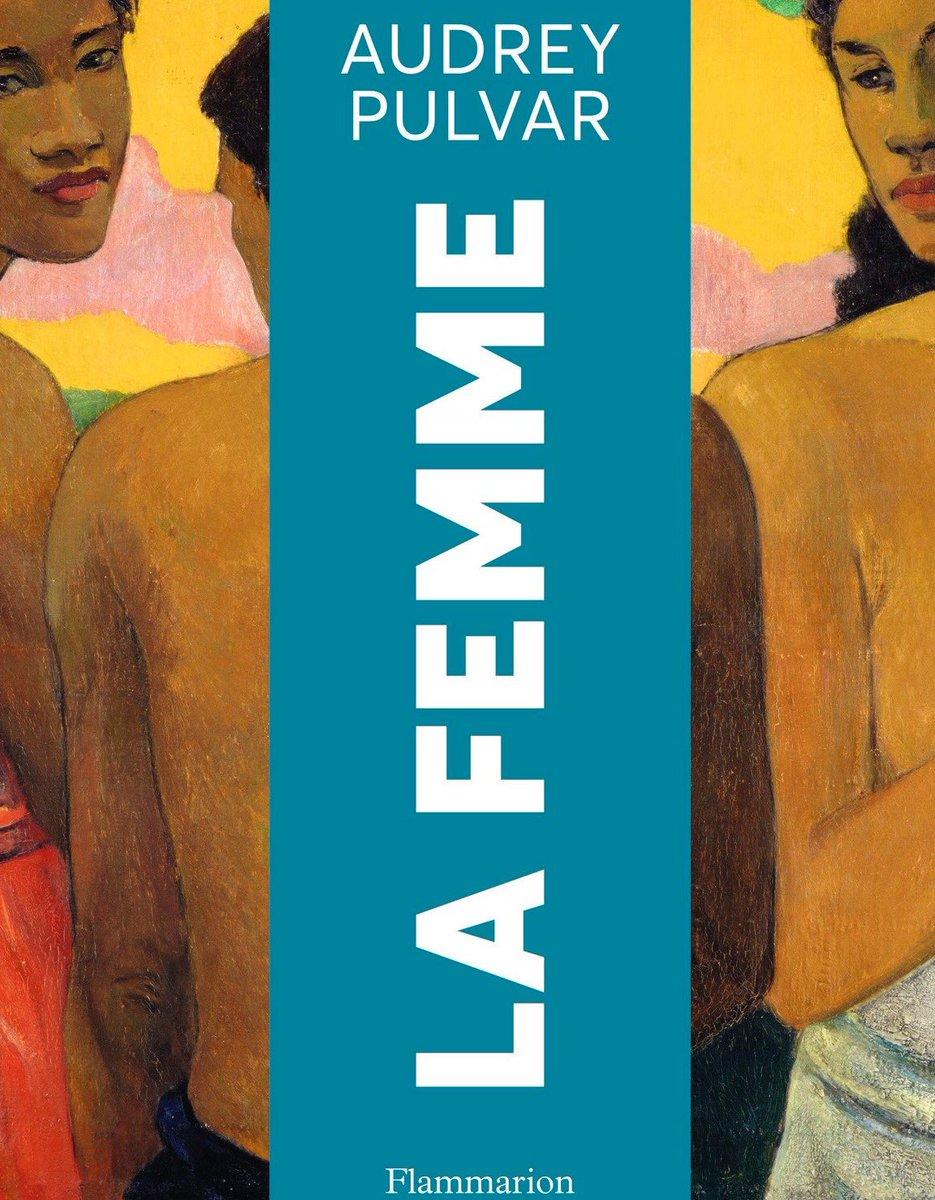 À tout de suite à la librairie @nord_47 de #Mulhouse pour parler de #LaFemme @Ed_Flammarion 😉