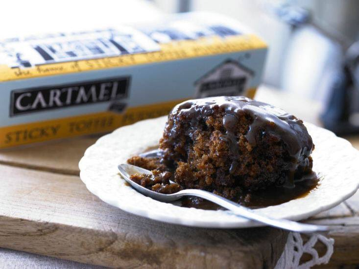 Our @CartmelSticky vans are packed ready for @Cartmelrace tomorrow &amp; @tastecumbria on Sunday! #puddinglove #sharing #stickytoffeepudding<br>http://pic.twitter.com/JoM6CPJGk2