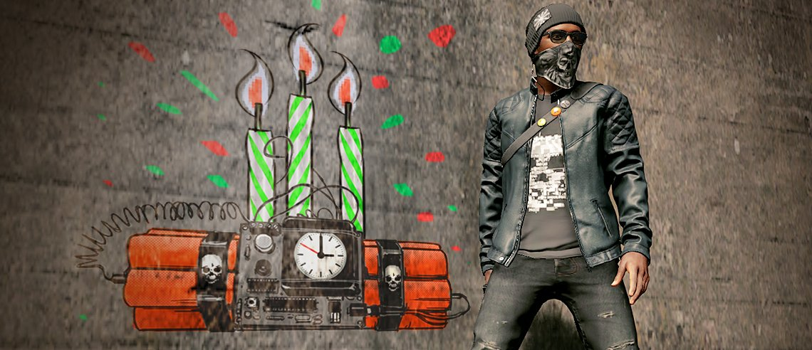 Watch dogs 2 on twitter watch dogs turns 3 tomorrow to - Watch dogs 2 clara ...