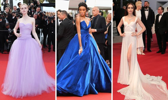 13 looks that slayed Cannes Film Festival https://t.co/rJfnQrXiEJ https://t.co/dNIzGIZQc8