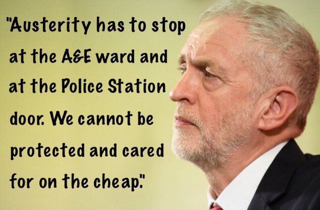 RT if you agree #CorbynSpeech (image via Channel 4)