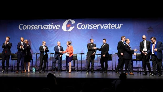 Conservative leadership camps scramble for final votes amid ballot snags https://t.co/KGFPjEY2IW