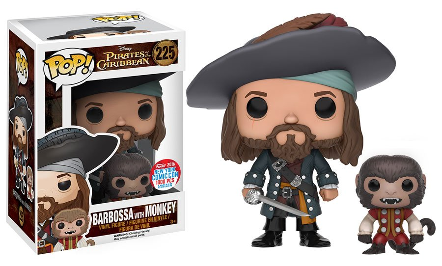 RT &amp; follow @OriginalFunko for the chance to win an NYCC 2016 exclusive Barbossa Pop! #PiratesLife <br>http://pic.twitter.com/Nrnn6v2qj1