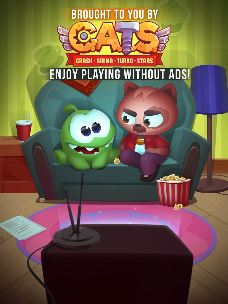Cut the Rope on Twitter: