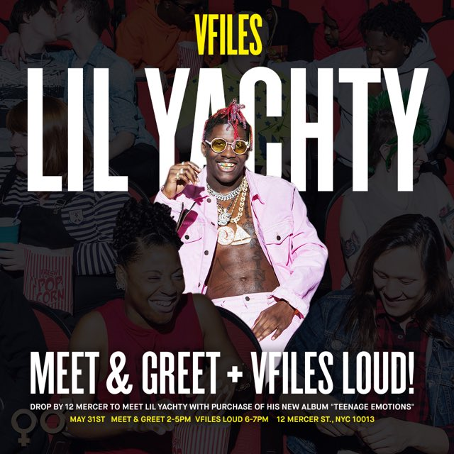 Vfiles on twitter daaammmnnn lilyachty back at it again stop by 1110 am 26 may 2017 m4hsunfo