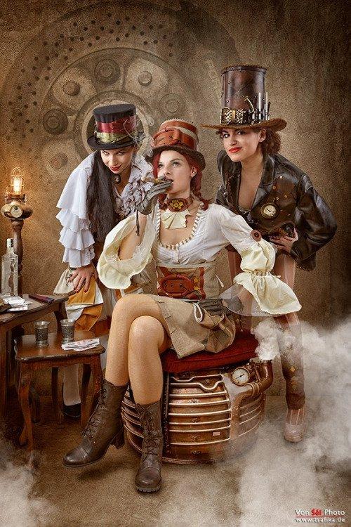 https://t.co/4ufPP4eZXC #vintage #steampunk #Cosplay