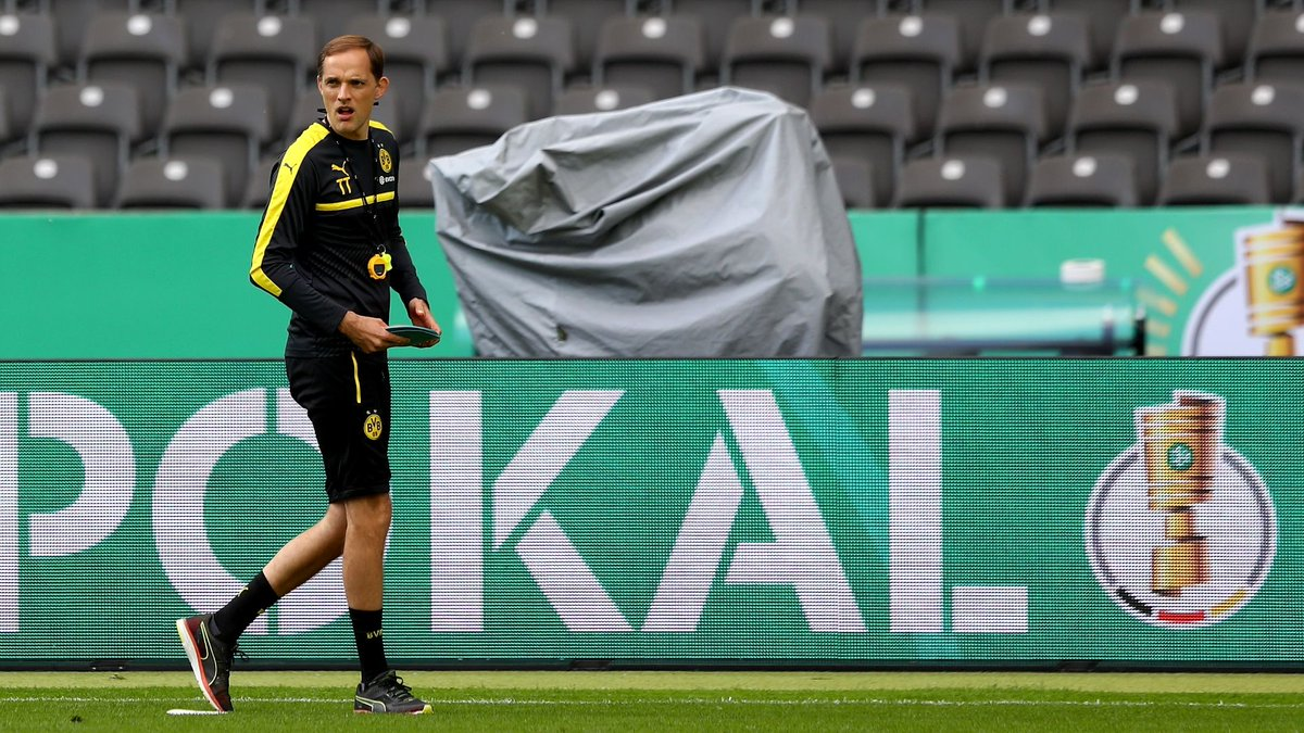 Tuchel: Dortmund&#39;s cup goals changed this year: Thomas Tuchel says #BorussiaDortmund have taken a different…  http:// dlvr.it/PFV6BZ  &nbsp;  <br>http://pic.twitter.com/VijmqIZXQ3