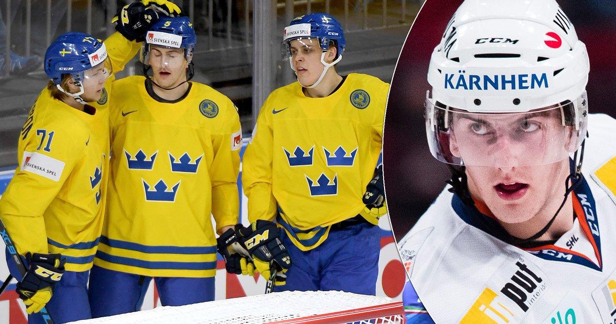 Philip Holm lämnar Växjö för Vancouver Canucks: 'Vi är glada att kunna...