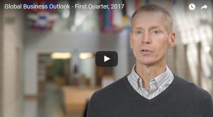 WATCH: John Graham of Duke discusses the results of the Q1's Duke University/CFO Global Business Outlook Survey. https://t.co/1y97CvgxJU