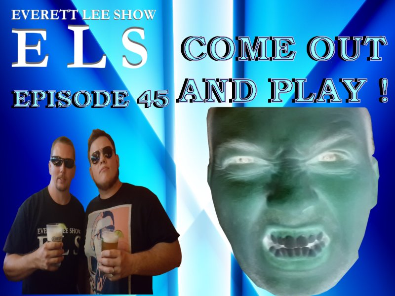 ELS LIVE Ep45,Come Out and Play @PlanetCarnage   https:// youtu.be/zz4DMQ0h7aI  &nbsp;   #podcast #PodernFamily #sports #wrestling #movies #gaming #ELS<br>http://pic.twitter.com/4J80swbX0w