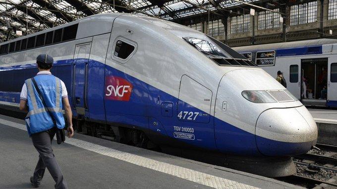 InOui, un nouveau nom pour redorer le blason des TGV https://t.co/RovdgUJCgK