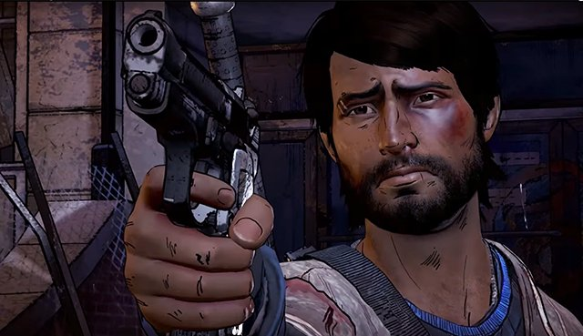 Can't wait for the final chapter of @telltalegames' #TheWalkingDead: A New Frontier?? Um, same. Check the trailer:   http:// bit.ly/Telltale5Trail er &nbsp; … <br>http://pic.twitter.com/hMxZVYq36x