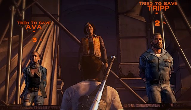 What choices have YOU made in @telltalegames' #TheWalkingDead? See how important those choices are in the video:  http:// bit.ly/TelltaleChoices  &nbsp;  <br>http://pic.twitter.com/weohXqMxMl