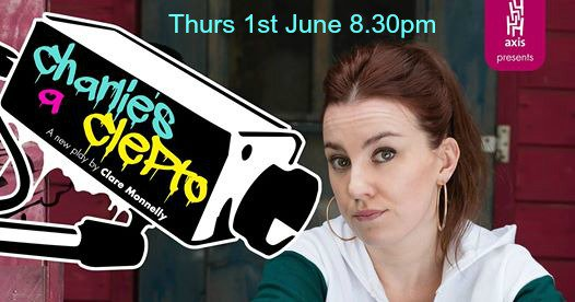 Not long to go now  #Charlie&#39;saClepto&#39; 1 June 8.30pm by @ClareMonnelly  @axisBallymun   @Louthchat @DroicheadYouthT @IrishTheatreIns<br>http://pic.twitter.com/6wb6MIDhTz